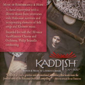 Kaddish CD Cover